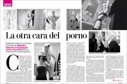 La otra cara del porno (The other face in porno) | Cambio, March 2008