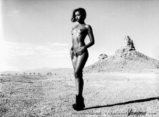 The Trona Pinnacles / Skin Diamond / Trona 2014