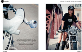 The Angel & The Devil | Cafe Racer, March / April 2014, Issue 68